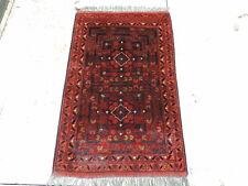 3x5ft. Handmade Afghan Khal Muhammidity Wool Rug