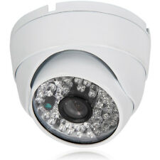 Wide Angle 1300TVL HD 3.6mm Lens Home Dome Surveillance CCTV Camera IR-Cut Video