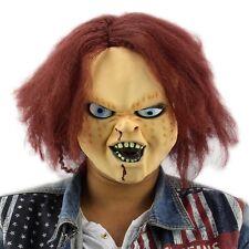 Látex Chucky Mask Carnaval Indignados Careta Joker Máscara Halloween Disfraces
