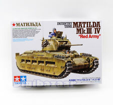 Tamiya Model 35355 1/35 Infantry Tank MATILDA Mk.III/IV Red Army Soviet-Spec