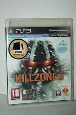 KILLZONE 3 GIOCO USATO OTTIMO STATO SONY PS3 EDIZIONE ITALIANA PAL SC2 40298