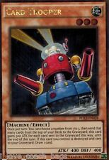 Card Trooper PGL2-EN028 Gold Rare X 3 1st Mint YUGIOH English
