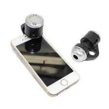 Hot sale 30X Optical Zoom Microscope Clip Lens For iPhone 5/6S iPad/Samsung