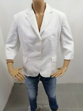 Giacca RALPH LAUREN Donna Taglia Size 16 Jacket Woman Pull Femme P7229