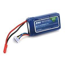 E-flite 450mAh 3S 11.1V 30C LiPo, 18AWG JST / EFLB4503SJ30