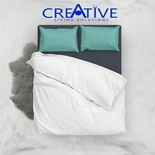 Creative 100% Natural Goose Pillows Comforters Sets Standard/Twin Queen King