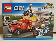 Lego City 60137 Tow Truck Trouble New