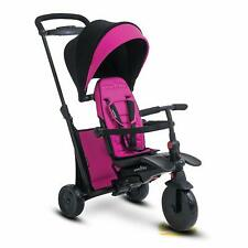 smarTrike smarTfold 500 Enfant 7en1 tricycle évolutif 9-36 bébé smart trike Rose