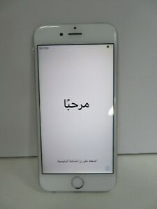 APPLE A1688 IPHONE 6S 128GB SILVER SMARTPHONE - 02 (RPQP)