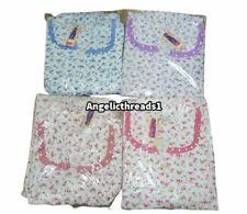 Ladies Floral Cotton Pyjama Pajama Pj Set Womens Gift Summer Cotton Nightwear
