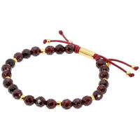 Gorjana Power Gemstone Garnet Beaded Bracelet For Energy 17120534GPKG