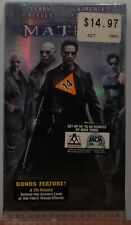 The Matrix Collector's Edition New VHS (Warner Bros., 1999)