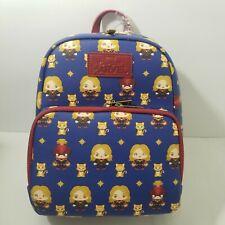 Disney Captain Marvel Loungefly Mini Backpack