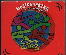POOH CD BOX MUSICA DENTRO contenuto in SCATOLA di LATTA  1994