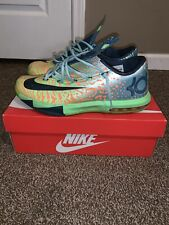 new concept 7225e 11ba0 Nike KD 6 Liger Size 11 Used Replacement Box