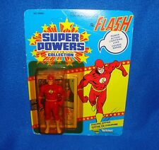 1984 Canada 1st Series 12-Back Super Powers The Flash Unpunched