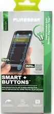 PureGear Smart+Buttons Glass Screen Protector for iPhone 8/7/6S/6