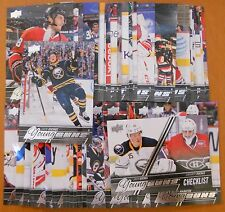 2015-16 Upper Deck Series 2 Complete 250 Card Set - with 50 Young Guns