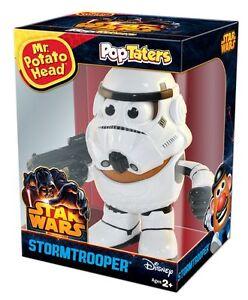 Disney Star Wars Stormtrooper Mr Tête Patate Pop Taters Tout Neuf