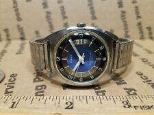 Vintage 1974 Timex Automatic Water Resistant Self Winding Watch; 46250 03174 A