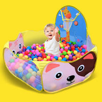 Boy Girl Kids Ball Pit Indoor Outdoor Baby Play Tent Game House Ocean Pool Toy