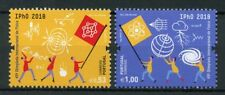 Portugal 2018 MNH 49th Intl Physics Olympiad IPhO 2v Set Science Stamps