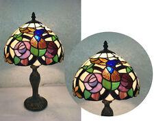 Beautiful Bird Design Tiffany Style Table Lamp …