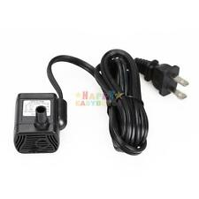 US Plug 110V 3W AT-1020 Water Pump Mini Submersible For Fountain Pond Aquarium