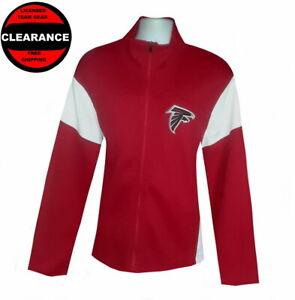Nfl Mens Apparel / Atlanta Falcons Mens GIII Nfl Team Full Zip Jacket ,nwt, XL