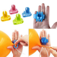 Easy To Use Knot Tying Tool For Latex Balloons Knotter Party Supplies-SL