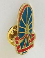 Coloured Souvenir Lapel Pin Badge Brooch Vintage (C14)