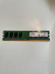 Crucial CT12864AA800.M8FJ1 BL111BC.W2 1GB 240-pin