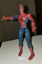 "2002 Marvel Legends series 6"" Super Posable movie Toy Biz Action Figure"
