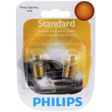Philips Rear Side Marker Light Bulb for MG MGB Midget 1969-1979 - Standard fs