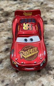 Disney Cars Rare German Promo Lightning Mcqueen Mit Aufklebern