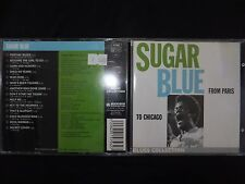 CD SUGAR BLUE / FROM PARIS TO CHICAGO /