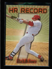 MARK MCGWIRE 2016 TOPPS #BBS-1999 BERGER'S BEST HR RECORD 7 AX6634