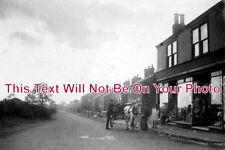 DR 174 - Swanwick Road, Leabrooks, Derbyshire - 6x4 Photo