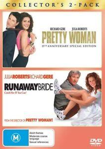 Pretty Woman  / Runaway Bride DVD Brand New & Sealed