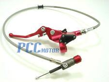 HYDRAULIC CLUTCH LEVER MASTER CYLINDER PITDIRTBIKE MX SDG SSR 107 110 125 P LV07