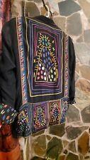 Vintage Super Unique! Wearable Art Blazer 1992 90s 1990s Sz S