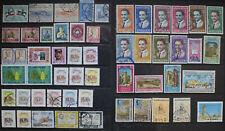 Jordan Lot of Used Stamps