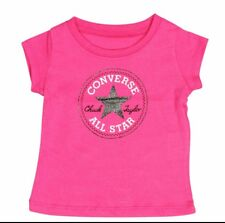 CONVERSE BABY GIRL ALL STAR PINK TOP SHIRT SZ 12M