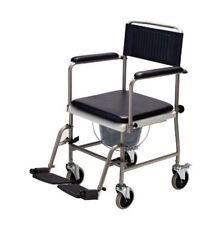 Toilettenstuhl WC-Stuhl Nachtstuhl Toilettenrollstuhl Rollstuhl Hygiene-Eimer