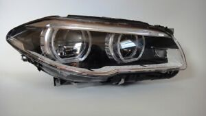 14 15 16 BMW 5 SERIES F10 M5 LED ADAPTIVE RIGHT HEADLIGHT HEADLAMP COMPLETE OEM
