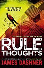 Mortality Doctrine: The Rule Of Thoughts (Mortality Doctrine 2),James Dashner