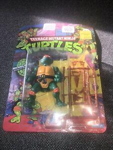 Teenage Mutant Ninja Turtles Michaelangelo 1988 playmates Action Figure Unpuched