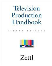 Television Production Handbook by Herbert Zettl (2002, Hardcover)