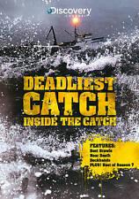 Deadliest Catch: Inside the Catch (DVD, 2012) - NEW!!