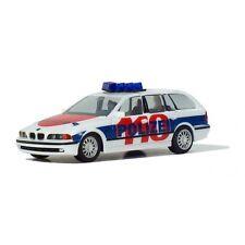 Herpa 269070 BMW 5 Touring Police Test Scheme 1:87 HO Scale